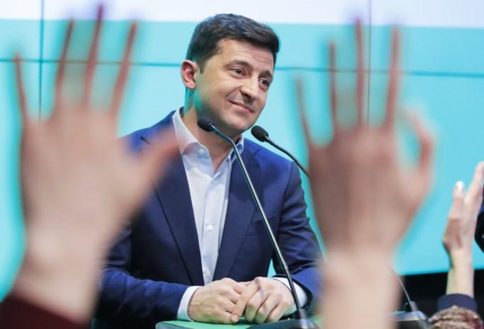 """Zelenski wil Krim """"bevrijden van de bezetting"""""""