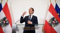 Oostenrijkse bondskanselier kondigt nieuwe verkiezingen aan