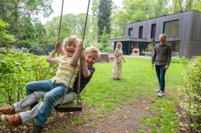Dagelijks duurzaam leven: Ellen en Nikolas doen het met hun twee zoontjes in Kalmthout