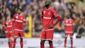 Gestreden en verloren: Antwerp verliest bij Club Brugge en moet naar de PO-finale