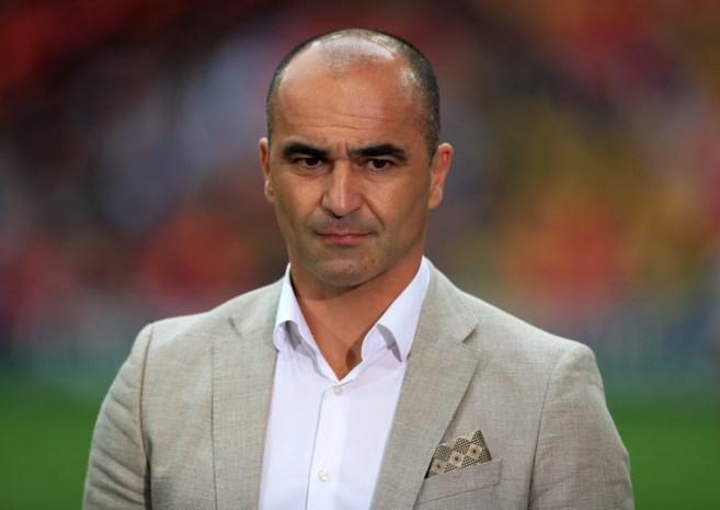 """Ook bondscoach Roberto Martinez reageert op transfer Kompany: """"Hij heeft alle kwaliteiten van een goede coach"""""""