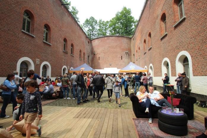 Aparte initiatieven vervangen Antwerpse Fortengordel