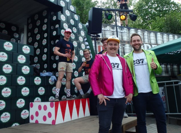 'Blind Getrouwd'-deelnemer knalt als dj op Arendonk Zingt & Swingt