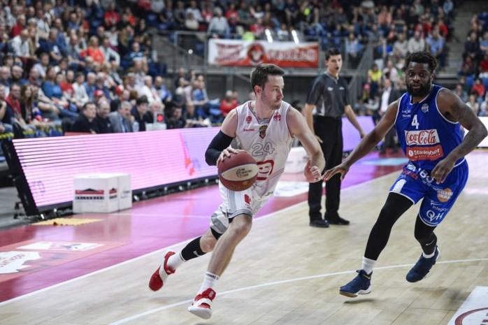 Telenet Giants Antwerp wint ook zesde wedstrijd in negen dagen