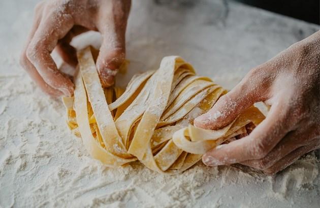 Voor het eerst kun je binnenkort pasta van Belgische bodem eten
