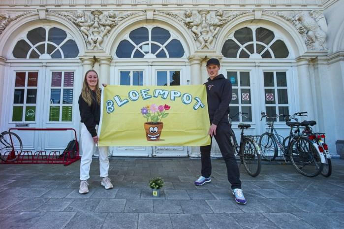 Wijnegemse student organiseert (t)rapfeest Bloempot voor het eerst in Antwerpen