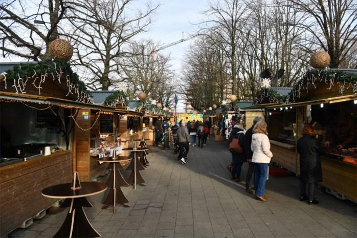 Uitbaters gezocht voor chalets kerstmarkt