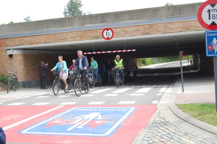 Tussen Guido Gezelleplaats en Stationsplein is fietser voortaan baas