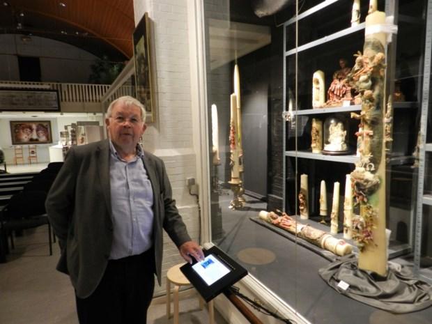 Kaarsenmuseum verhuist wellicht naar Sint-Remigiuskerk