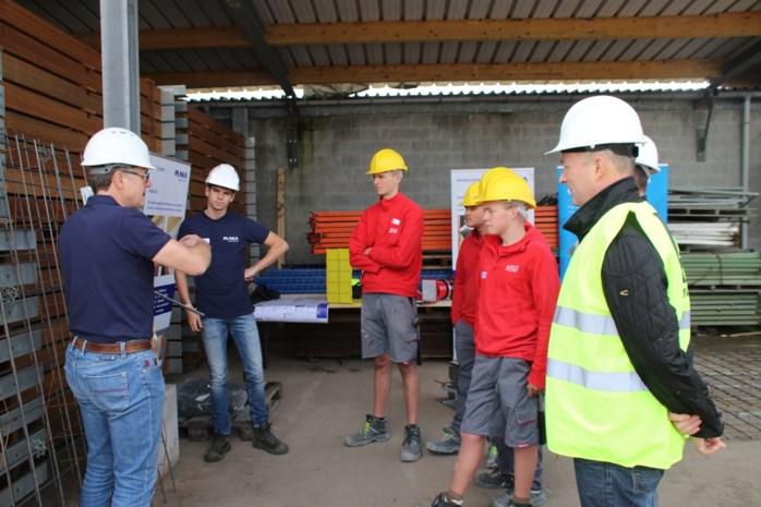 Scholen en bouwbedrijf bundelen de krachten