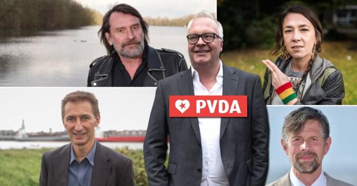 Peter Mertens krijgt steun van Daan en Slongs: BV's tekenen oproep