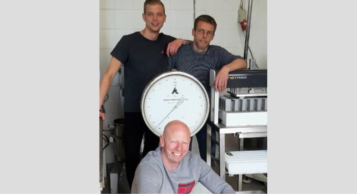 Europees kampioen brood bakken opent met twee vrienden ambachtelijke bakkerij