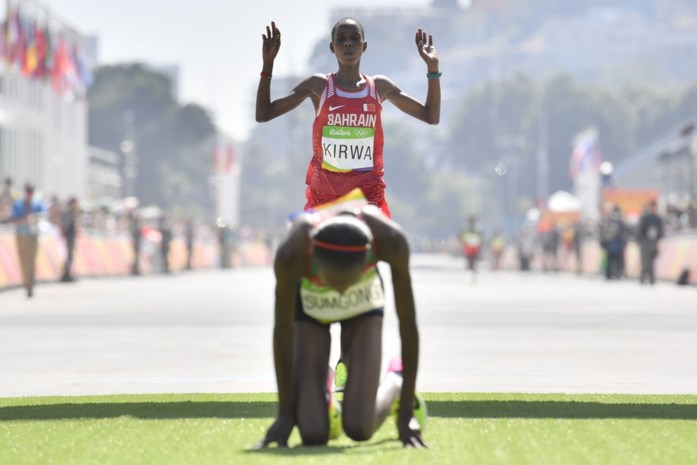 Zilveren medaillewinnares olympische marathon Rio op EPO betrapt en voorlopig geschorst
