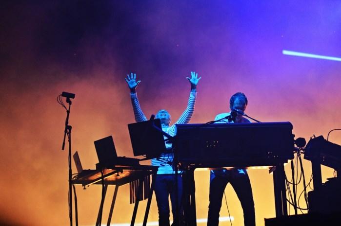 Underworld: eerst Rock Werchter, dan Lotto Arena