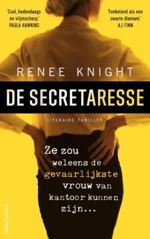 BOEK. Renee Knight - De secretaresse
