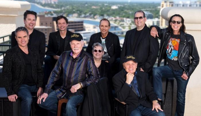 The Beach Boys geven optreden in Antwerpen