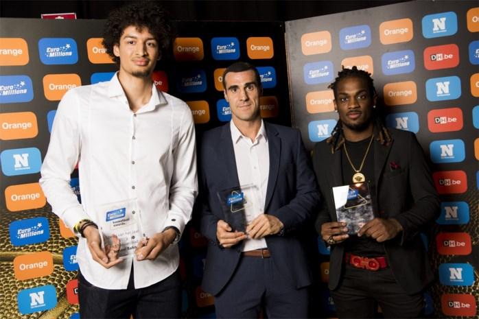 Telenet Giants Antwerp grossiert in prijzen op Basketbal Awards