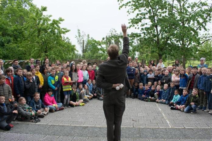 """Ivarem stimuleert al 20 jaar composteren op school: """"Kinderen met groene vingers krijgen kans om talenten te tonen"""""""