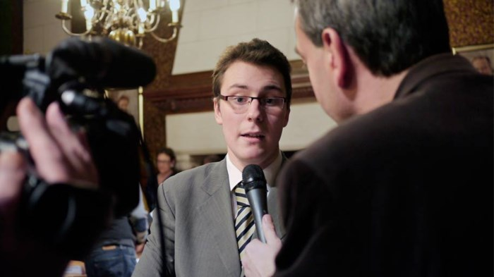 Voormalig jongerenvoorzitter N-VA Juan Leysen stapt over naar Vlaams Belang