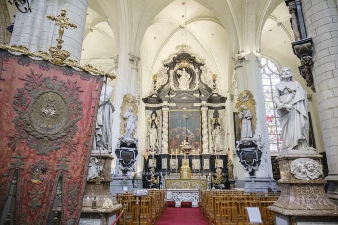 Vlaams geld voor restauratie Het Steen en Sint-Jacobskerk