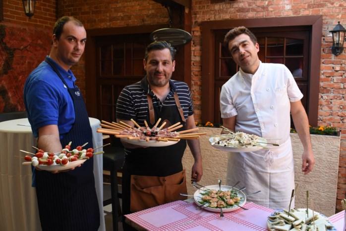 Eethuis brengt Milanese aperitieftraditie naar de Kempen