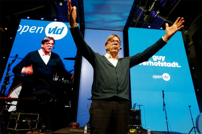 """Guy Verhofstadt: """"N-VA staat absoluut aan de foute kant van de geschiedenis"""""""