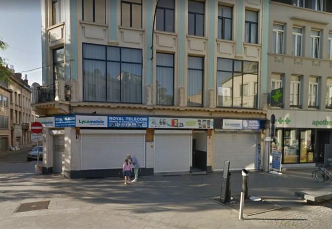 Dronken man zwaait met mes in Antwerpen-Noord