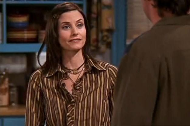 Vijftien jaar na 'Friends': Monica is plots het nieuwste stijlicoon