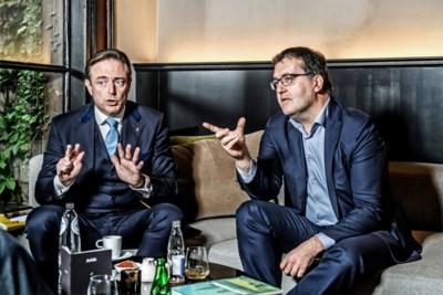 """Van Besien reageert op uithaal De Wever: """"Dat niveau is mij toch een beetje te laag"""""""