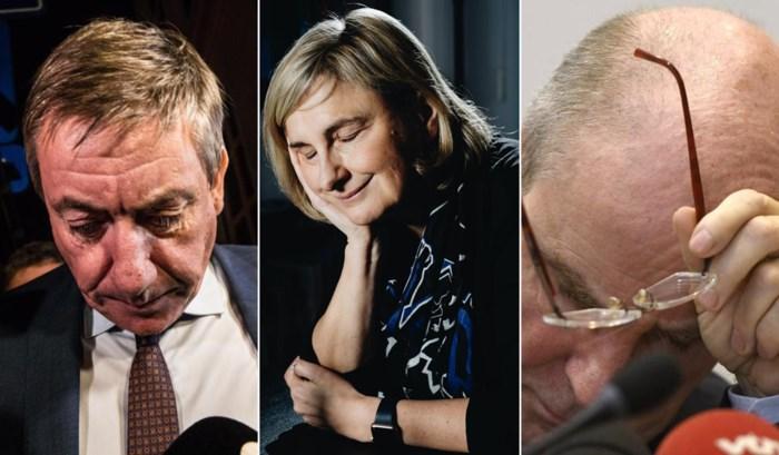 """Loodzware campagne begint zijn tol te eisen bij politici: """"Fysiek ben ik op"""""""