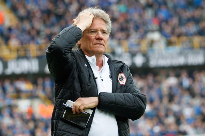 """Antwerp-coach Bölöni is op zijn hoede voor Charleroi: """"Zij zitten in een zetel, terwijl wij mentale sterkte moeten tonen"""""""