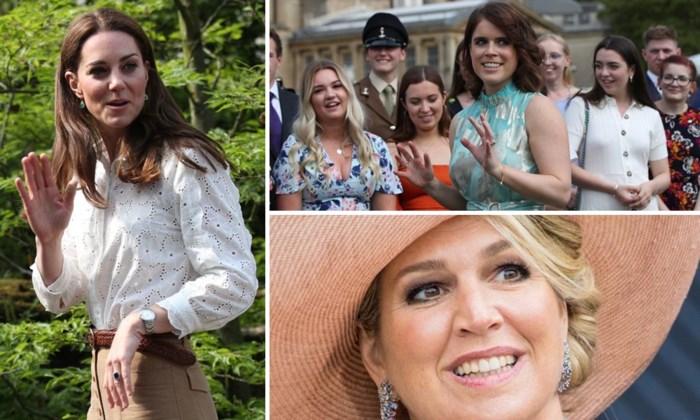 ROYALS. Wat is er aan de hand met de vingers van Kate Middleton? En maak kennis met prinses 'Mignonette'