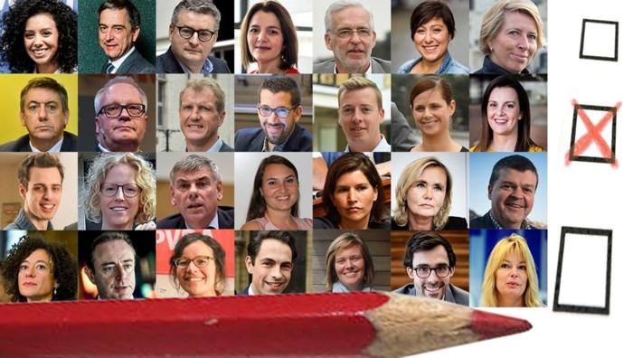 Dit zijn de Antwerpse kopstukken bij de verkiezingen