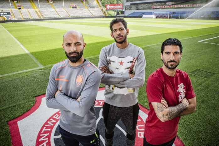 Zij moeten Antwerp naar Europa loodsen: driedubbel interview met puntenpakker Bolat, kapitein Haroun en draaischijf Refaelov
