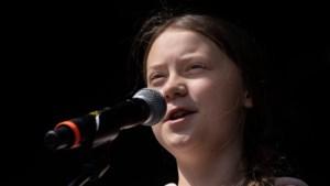 Zweedse activiste Thunberg roept op tot stem voor bescherming van klimaat