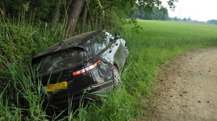 Politie achtervolgt verdachte auto van Mol tot Zoersel