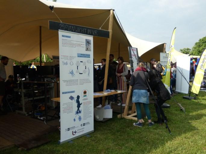 3.500 bezoekers voor wetenschapsfestival 'Sound of Science' in Mortsel