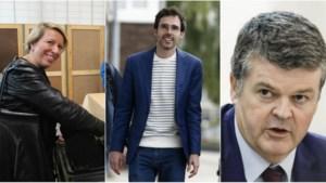 """VERKIEZINGEN MECHELEN. Gennez krijgt tik in Mechelen, lichte stijgingen voor Somers en Calvo: """"Belgische politiek heeft nood aan bruggenbouwers"""""""