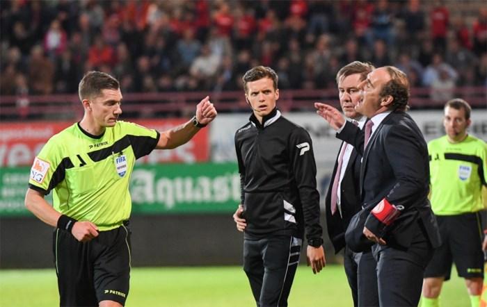 KV Kortrijk gaat in beroep tegen schorsing Yves Vanderhaeghe