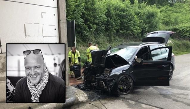 Organisator Boekenbeurs sterft na crash met Porsche tegen wand Craeybeckxtunnel