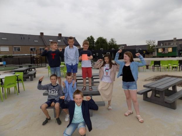 """Vernieuwing basisschool Heieinde zo goed als klaar: """"Alleen de refter van de lagere school nog"""""""