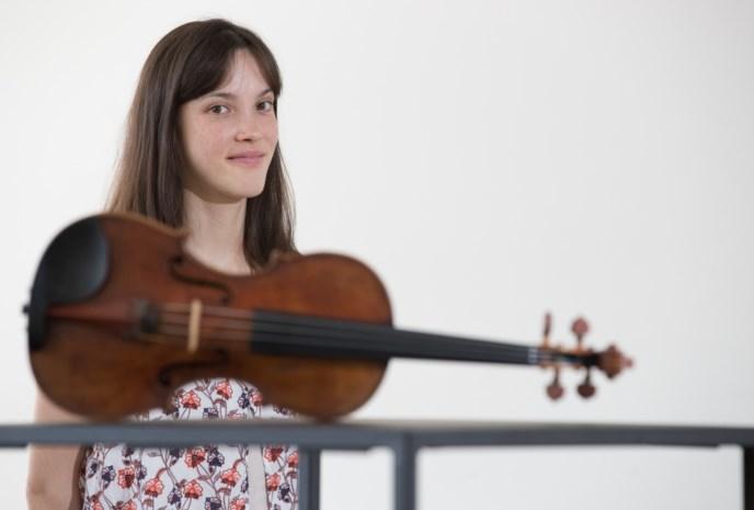 "Jonge violisten over Sylvia Huang, finaliste Koningin Elisabethwedstrijd: ""Straffer dan Eden Hazard"""
