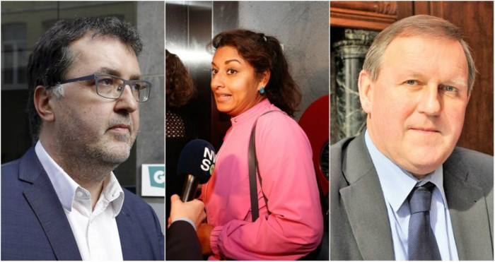 Wouter Van Besien, Jinnih Beels en Dirk Van Mechelen niet verkozen