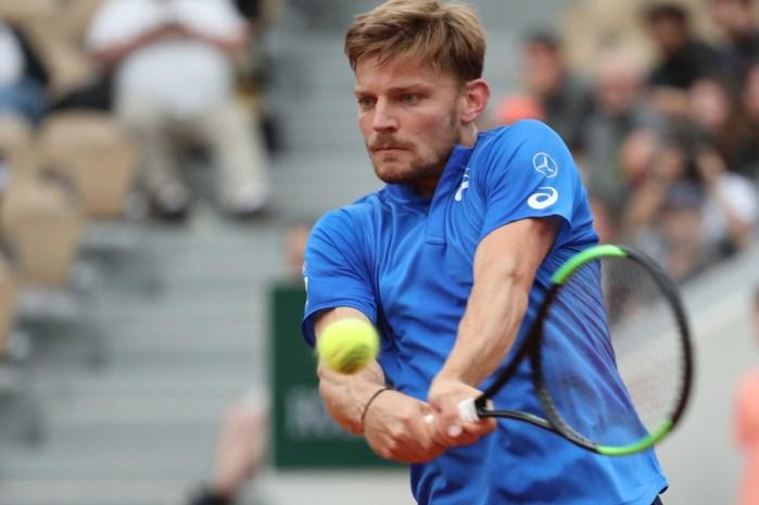 David Goffin mist zijn start op Roland Garros niet en gaat als een pletwals voorbij Litouwse tegenstander