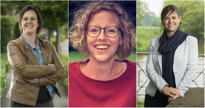 """Blijdschap in kamp van verkozen Kempense politica's: """"Nu allemaal aan dezelfde kar trekken, voor de regio"""""""