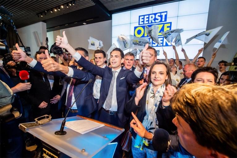 """VERKIEZINGEN ANTWERPEN. N-VA houdt stand in Antwerpen, Vlaams Belang wint fors: """"We willen onze verantwoordelijkheid opnemen"""""""