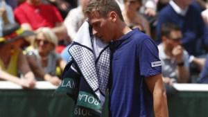 Geen droomwedstrijd tegen Rafael Nadal voor Kimmer Coppejans