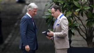 Drukke agenda voor De Wever: vandaag bij koning, vanavond op gemeenteraad en morgen in onderhandeling over Vlaamse regering
