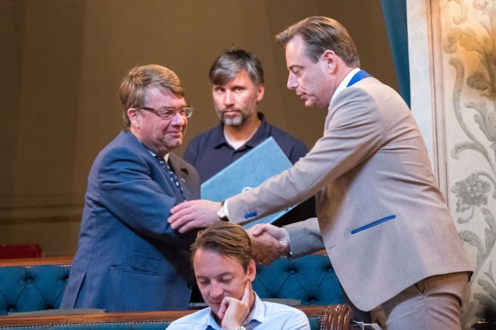Jan Penris (Vlaams Belang) opnieuw in Antwerpse gemeenteraad