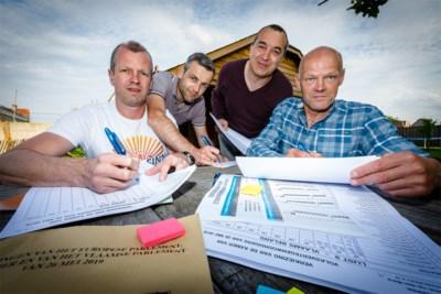 Vriendengroep uit Heist-op-den-Berg zorgt al jaren voor eerste resultaten bij verkiezingen: dit is het snelste telbureau van het land